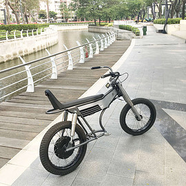 The Future Motorcycle