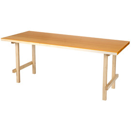 "長坂 常 - Flat Table""raftered"""