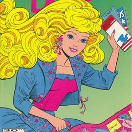 MATTEL - Barbie comic books #18 June 1992