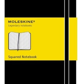 Moleskine - e Square Notebook Pocket
