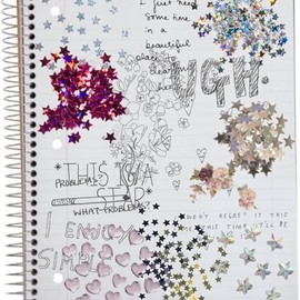 note book by v1rginal-suicides on Polyvore
