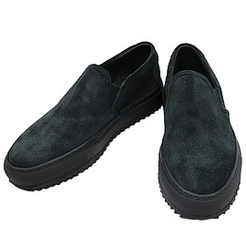common projects - Waxed Suede Slip On