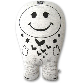 SMILE PILLOW ORGANIC