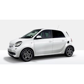 Mercedes Benz - smart forfour turbo