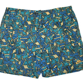 Nike - Vintage 90s Nike Swim Trunks Mens Size XL