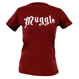 Harry Potter  - Harry Potter Muggle Women's Fitted T-Shirt