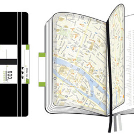 MOLESKINE - CITY NOTEBOOKS paris