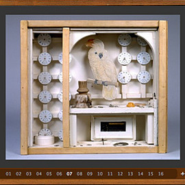Joseph Cornell - Navigating the Imagination