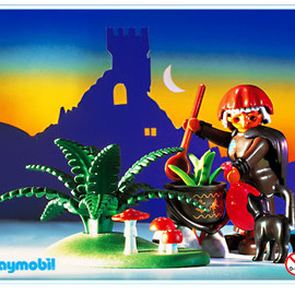 playmobil - 3838 Hexe(Witch)