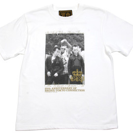 BBP, WILD STYLE - BBP×WILD STYLE TEE(OFFICIAL)