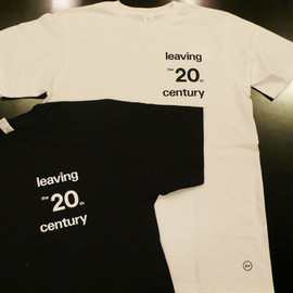 fragment design - leaving the 20th century Tee
