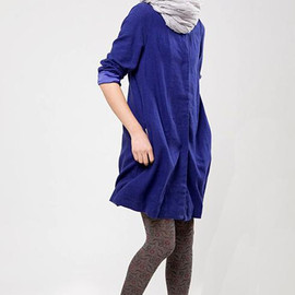 jacket - fall leisure linen babydoll jacket