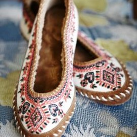 Free People - Bohemia Ballet Slipper