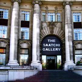 London - Saatchi Gallery