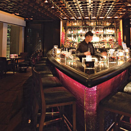 Hong Kong - The M Bar