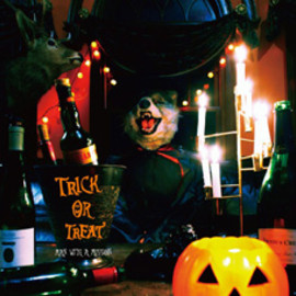 MAN WITH A MISSION - Trick or Treat e.p.