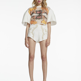 alice McCALL - URCHIN TOP WHITE SANDS