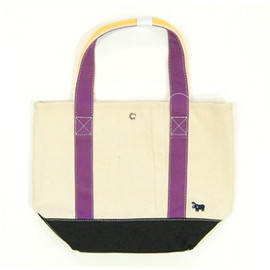 s&nd - crazy tote bag small
