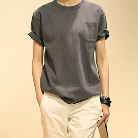 champion - And A FEMME(アンドエーファム)の3-STYLE VINTAGE TEE (Champion)
