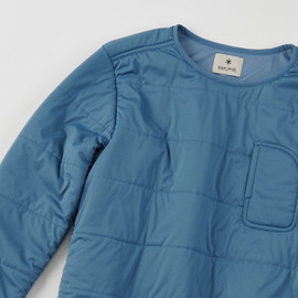 Snow Peak - Insulated pullover