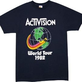 Activision - World Tour 1982 T-Shirt