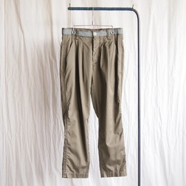 TROVE - POIKA PANTS [NEW TEX] #olive