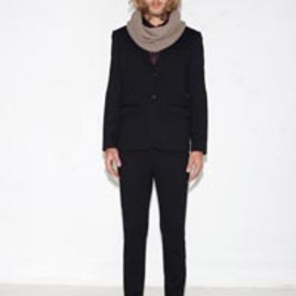 AR - FW12 KNITTED SUIT