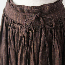 GARMENT REPRODUCTION OF WORKERS - HUNGARY FARMERS SKIRT