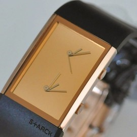 Philippe Starck - Dual Time Watch