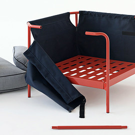 HAY - Bouroullec sofa for Hay