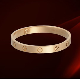 Cartier - Love Bracelet Yellow Gold