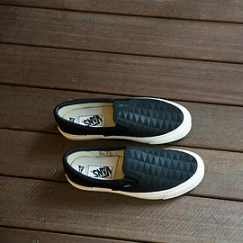 "VANS × Pilgrim Surf+Supply ""Slip-On"""