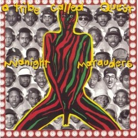 A Tribe Called Quest - Midnaight Marauders