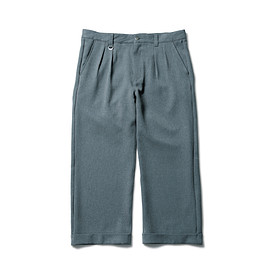 SOPHNET. - WIDE ANKLE CUT PANT