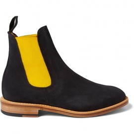 Mark McNairy - Suede Chelsea Boots