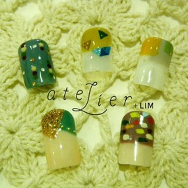 atelier+LIM - nail sample