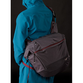 Arc'teryx - Mistral 16 Urban commuter shoulder bag with accessory pockets.