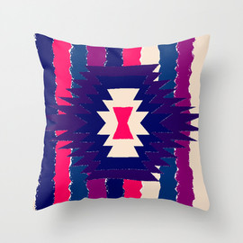 re:values - Blanket Throw Pillow