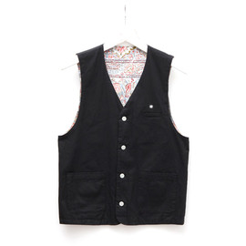 GDC - reversible worker vest