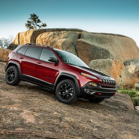 Jeep - Jeep Cherokee2014 TRAIL HAWK×TRAIL RATED