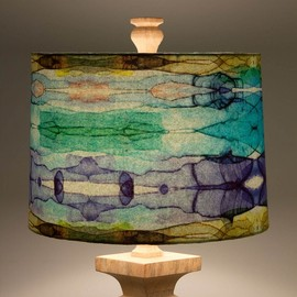 Anthropologie - Myriad Horizons Lampshade