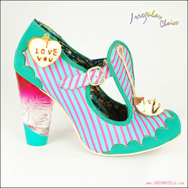 Irregular Choice - COOKIE CLUB ミント