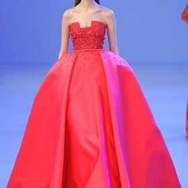 Elie Saab Haute Couture - Red dress