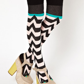 ELEY KISHIMOTO - Cat Over The Knee Socks