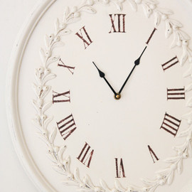 Kino - White Wall Clock