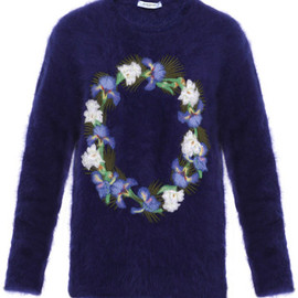 GIVENCHY by Riccardo Tisci - Givenchy knitwear PURPLE