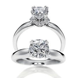 Harry Winston - Calyx Ring