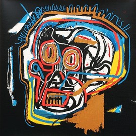 Jean-Michel Basquiat - Head - Original Prints