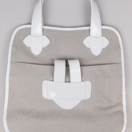 TILA MARCH - Gris Zelig Canvas Tote