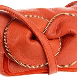 SEE BY CHLOE - See By Chloé Claras Shoulder Bag in Orange